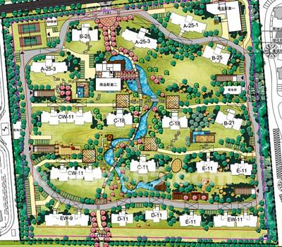 房屋装修电路规划图