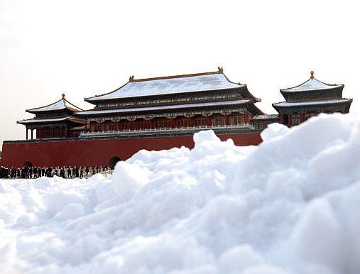 全国大部雨雪天气