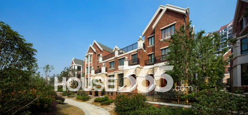 别墅绅城200-240平米联排别墅热销-房产资讯用琉璃瓦的色玫瑰什么图片