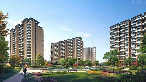 华鸿罗兰春天2010年推盘主力户型90方-杭州房产-365