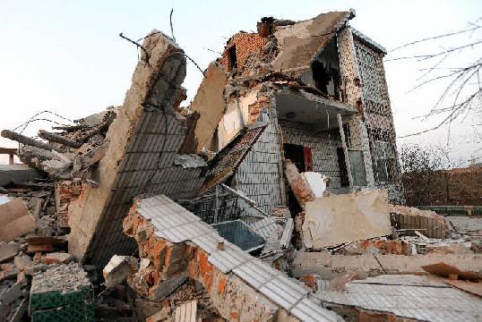 南京琉璃塔废墟