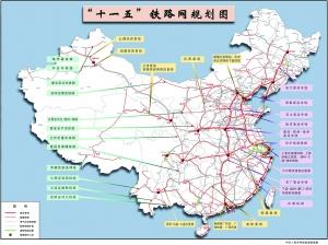 沪汉蓉高铁年底通车 南京到成都坐火车缩短19小时