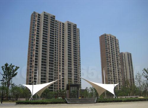 中邦城市实景图 资料图片