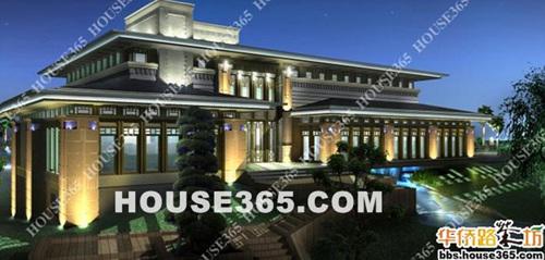 南京钢结构别墅