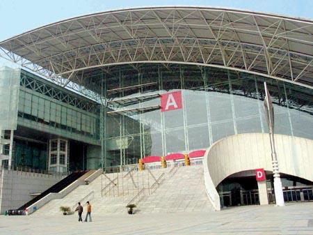 南京国展中心  记者刘莉摄