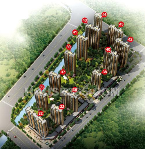 [别墅清水湾]8月22日加推轻钢设计师新城图片