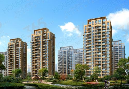 而3#,4#楼主要是彰显中式风格的宜居住宅,动静结合的功能分区以及图片
