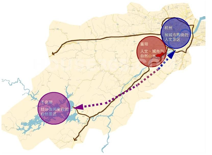 中大杭州西郊半岛9月16日正式启动售楼部