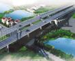 江心洲大桥引桥