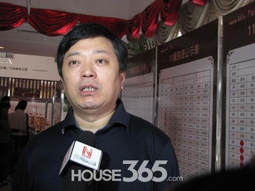 公示房价 合肥房产局局长国庆巡查在售楼盘-房