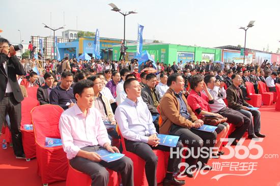吴江滨湖新城规划展暨2010金秋房地产信息发布 高清图片