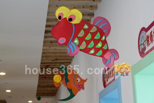 design 幼儿纸盘鱼作品图片_幼儿999  幼儿手工卡纸挂饰_幼儿999图片