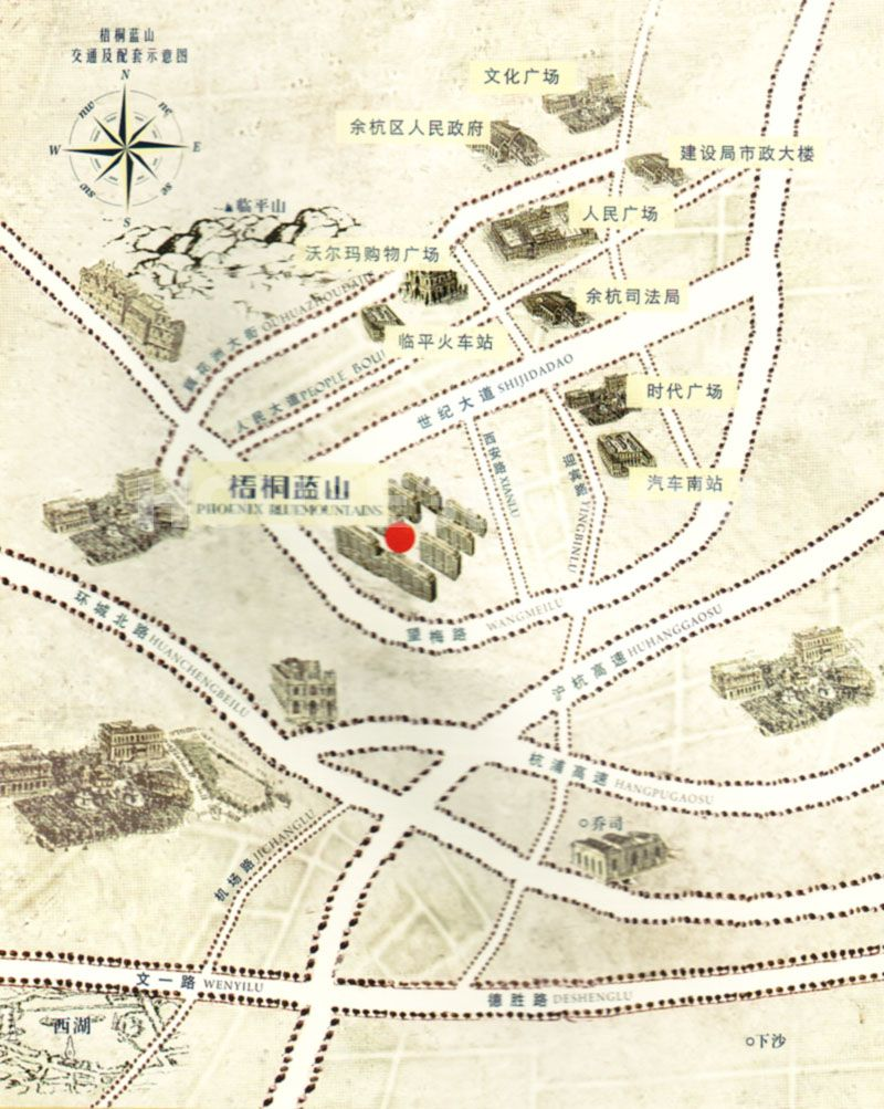 永州市蓝山地图