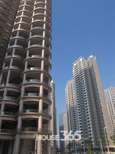 (滨湖世纪城临滨苑10号楼(右边楼栋) HOUSE365资讯中心)-合肥图片