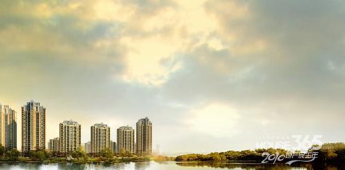 中海国际社区长岛湾水景大宅即将面世 house365新房