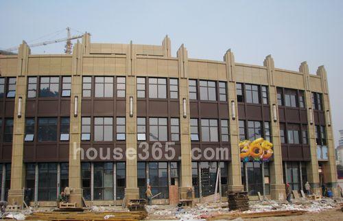 芜湖地产家居网_白金湾:工地惊现Art Deco艺术建筑-芜湖房地产-365地产家居网