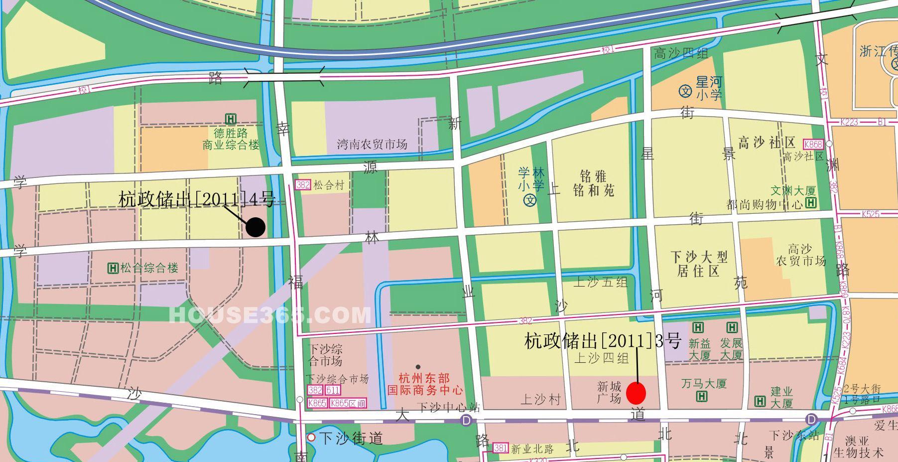 河北金融学院校园地图
