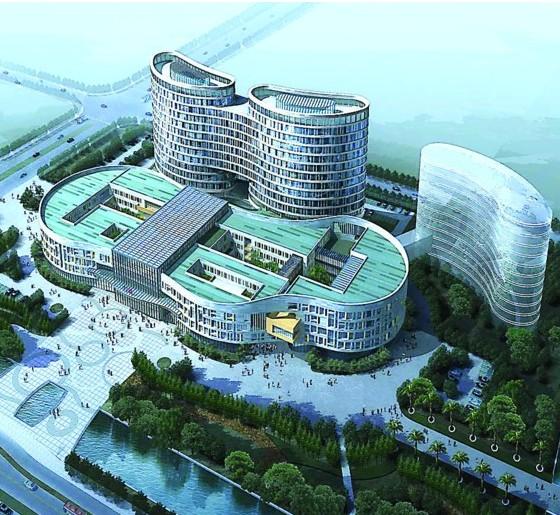 苏州儿童医院园区总院6月开建