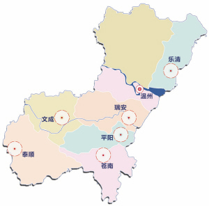 温州行政区划大调整 乡镇兼并一半百姓真正进城