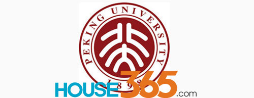 文华阁 北京大学校徽