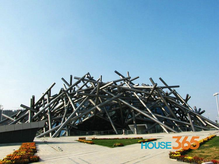 大图集:滨湖区合肥鸟巢创新展示馆