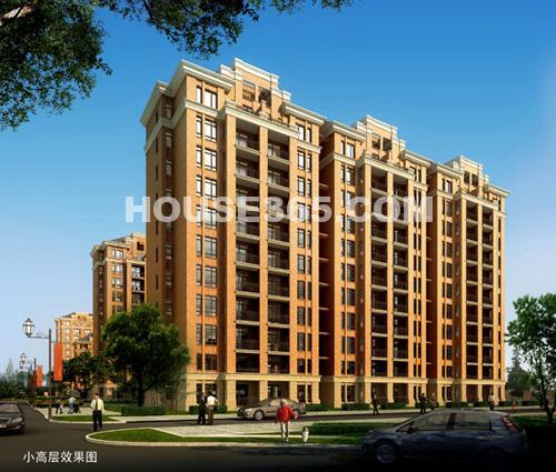.51平方米.项目包含小高层住宅、多层住宅、叠加   是多功能高清图片