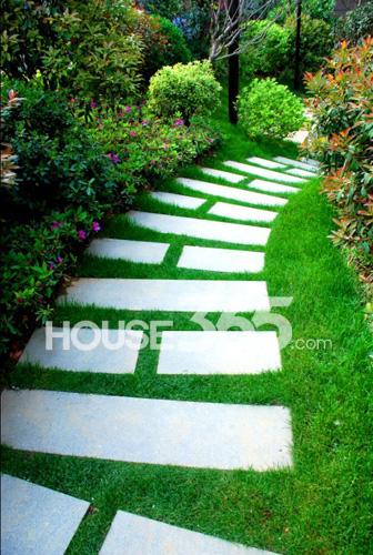 罗兰花园的景观是由香港阿特森泛华景观设计公司图片