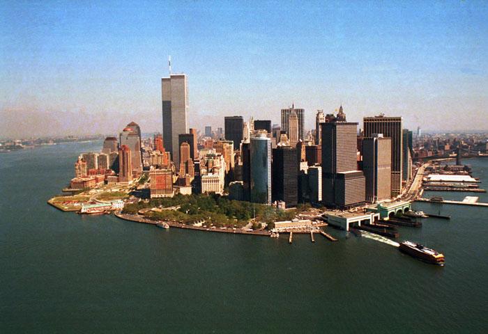 细数纽约世贸中心双塔前世今生