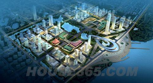 浦口要打造成南京的 浦东 新城建设至少达到河西标准