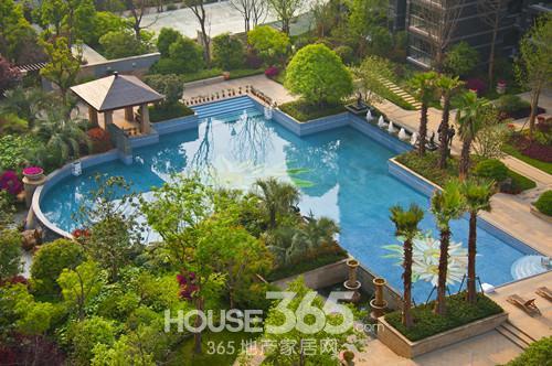 东南亚风情园林 畅享舒适人居