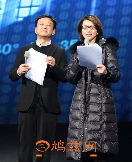 组图:董卿素颜似气色不佳 朱军对台本露双下巴加载中.加载中.