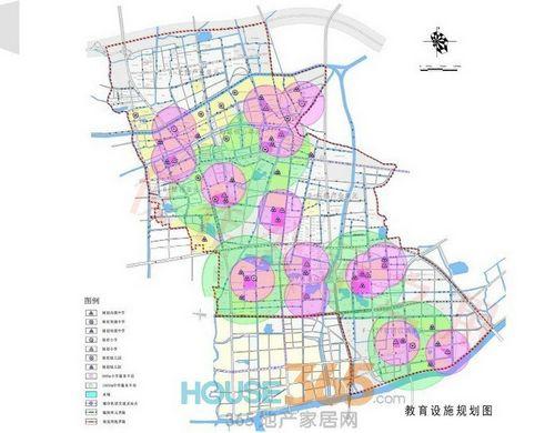 """而""""周市""""是昆山城市空间北延的储备空间"""