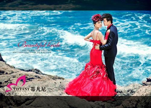 芜湖|婚纱摄影|蒂凡尼|三亚|海南蜜月婚纱照|鸠兹网