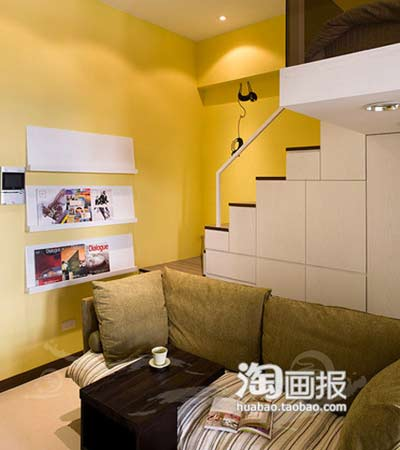 34平米小户型装修案例的详细内容,室内装饰设计施工