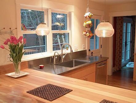 厨房装修效果图大全 教你厨房装修八大技巧