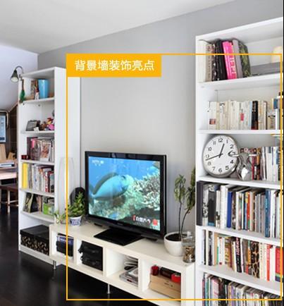 影视墙装修效果图大全 实用搭配节省空间高清图片