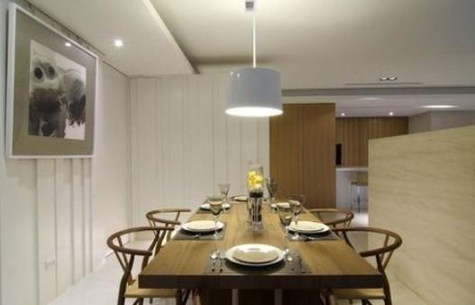 欧式装修样板房 感受150平度假家居