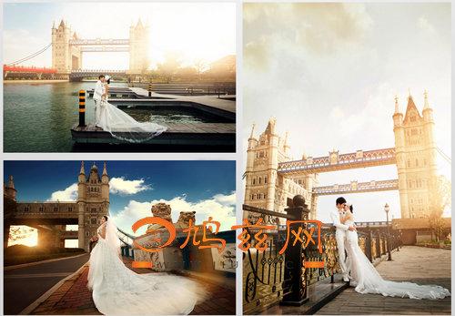 婚纱摄影|伦敦塔桥