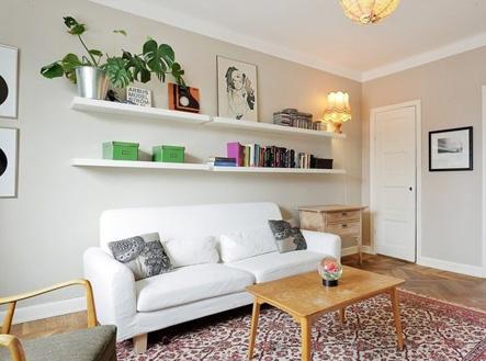 80后单身公寓设计图