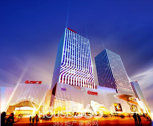 武汉时代广场写字楼
