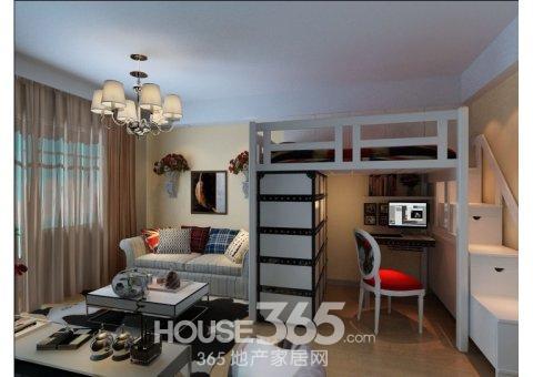 """老房装修案例之40平米单身公寓不再""""蜗居"""""""