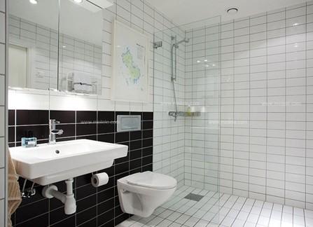 欧式浴室装修效果图 奢华的卫浴随心打造