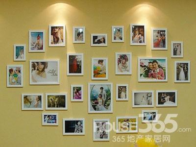 心形照片墙--你是我的爱   心形照片墙效果图中都可以得到高清图片