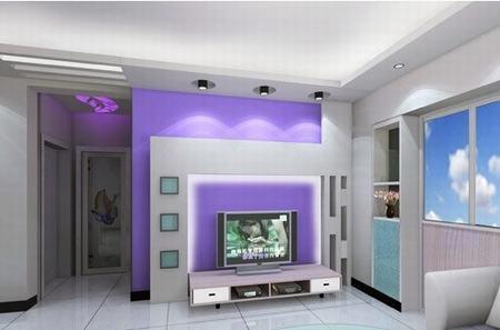 2013年最流行电视背景墙设计案例