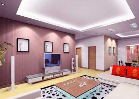 简约范客厅装修设计图