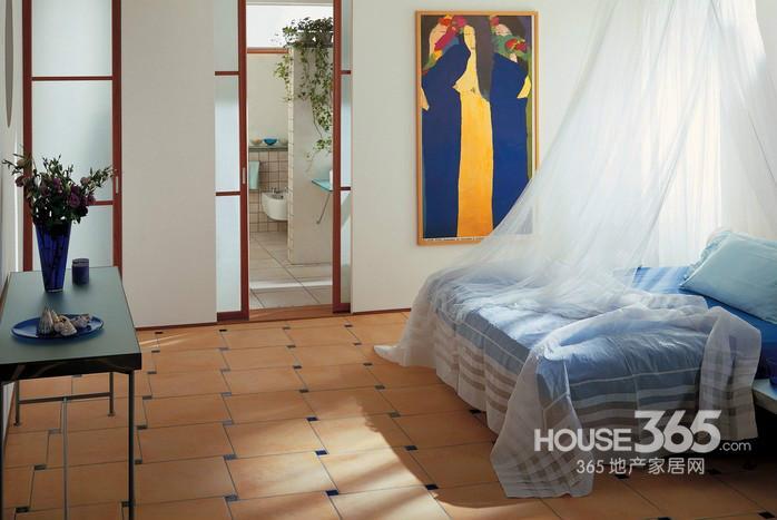 18款卧室地板砖效果图