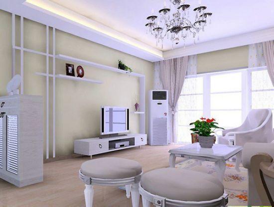 客厅电视背景墙设计效果图