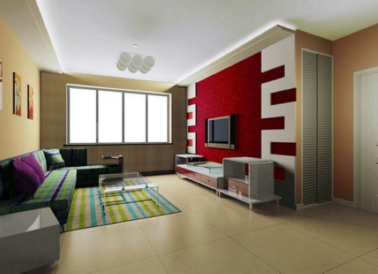 客厅电视背景墙设计 打造客厅装修亮点