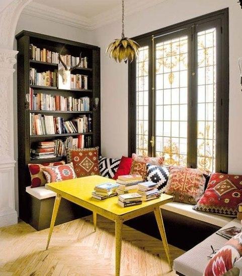 赏书房装修效果图 营造特色十足的书香气息图片