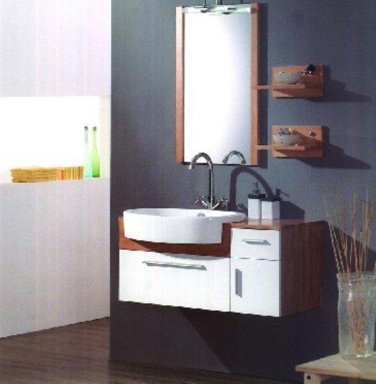 卫浴装修必看小知识 浴室柜的选购保养